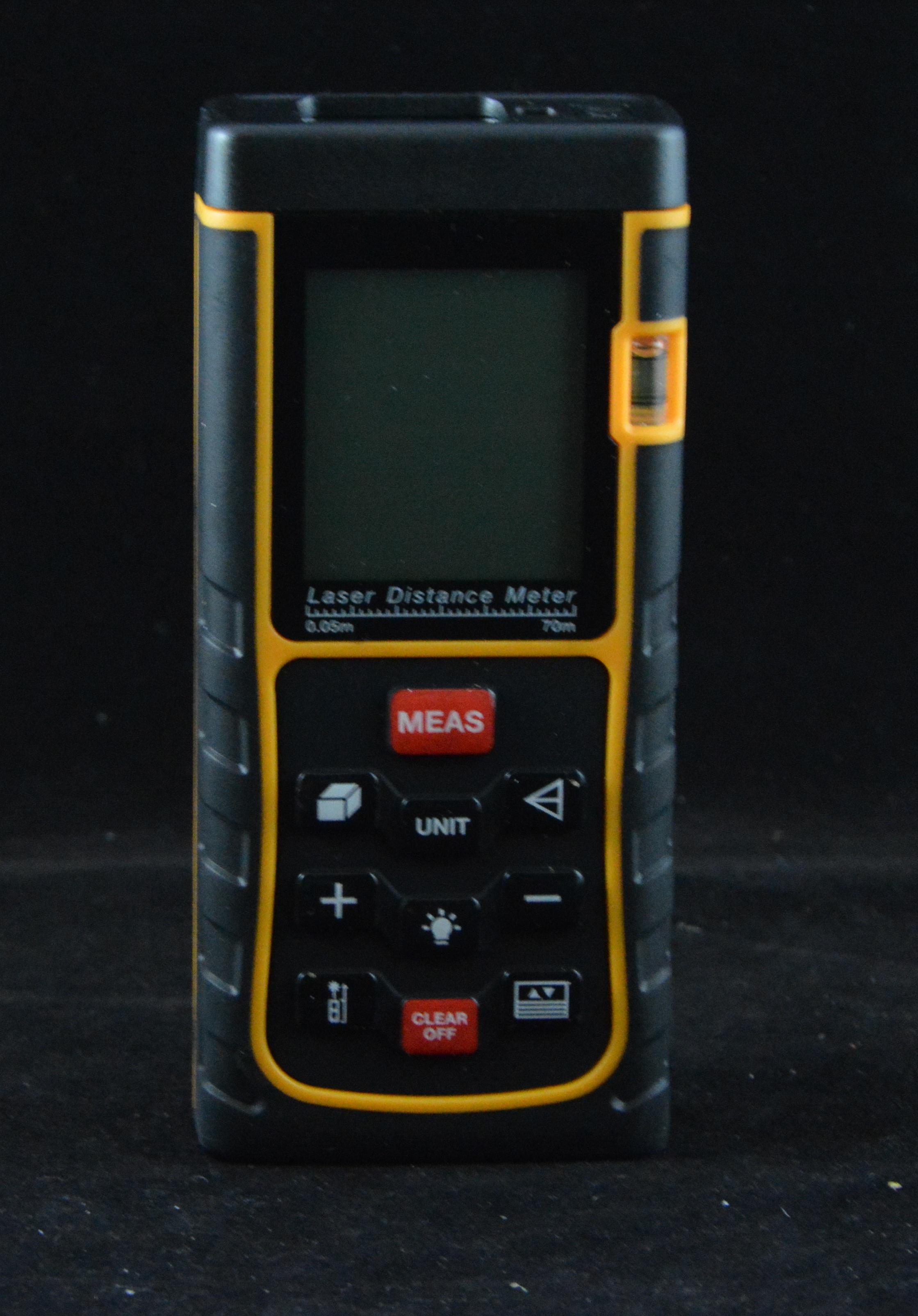 70M Laser Entfernungsmesser Mileseey Lasermessgerät mit Verbessertem Elektronik
